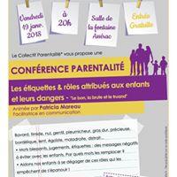 Conférence Louis Lili et Compagnie